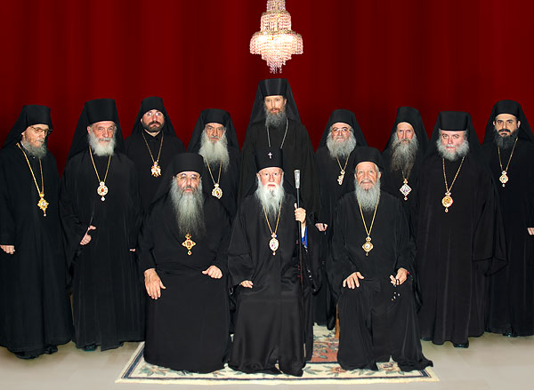 The Holy Synod in Resistance
